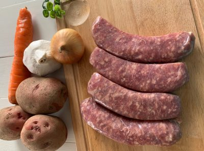 Sausage Plain